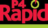 P4 Rapid logo