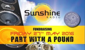 Sunshine Radio at Wyastone Business Park