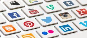 Social Media Limegreen