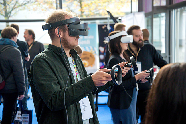 Virtual Reality - The future of marketing
